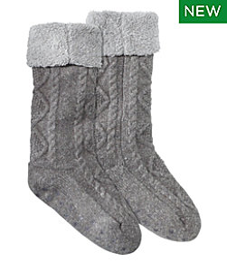 Women's Fireside Gripper Socks